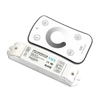M1+M3-3A Remote Control Dimmer With RF Receiver